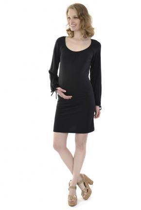 Robe de grossesse Coriandre Noir