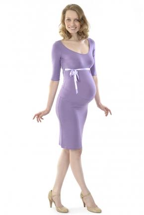 Robe de grossesse Cannelle Parme